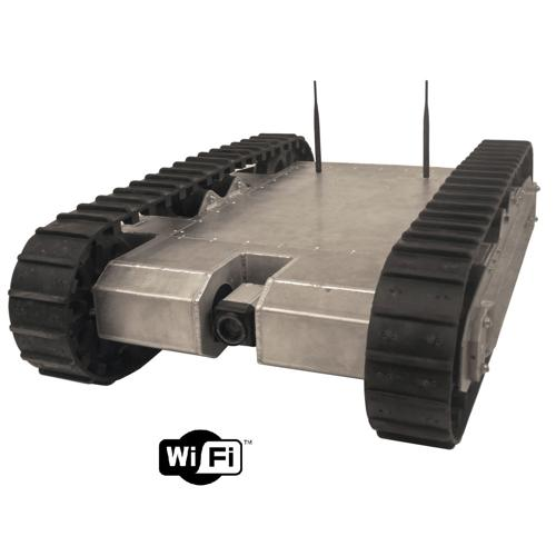Configurable - Programmable HD2 Robot with WiFi Control and 30x Zoom Tilt Camera