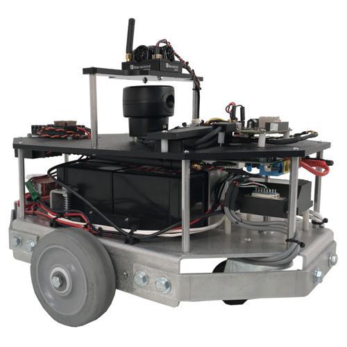 Configurable - ROS Autonomous Programmable IPS Wheeled Robot - DISCONTINUED