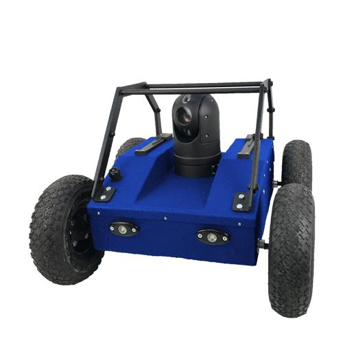 Configurable - PTW-42 4WD Inspection and Patrol Robot with PTZ Camera