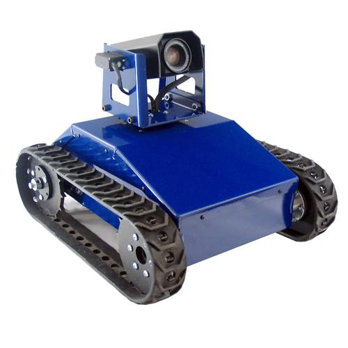 Configurable - MLT-42 Compact Tethered Inspection Robot with PTZ Camera