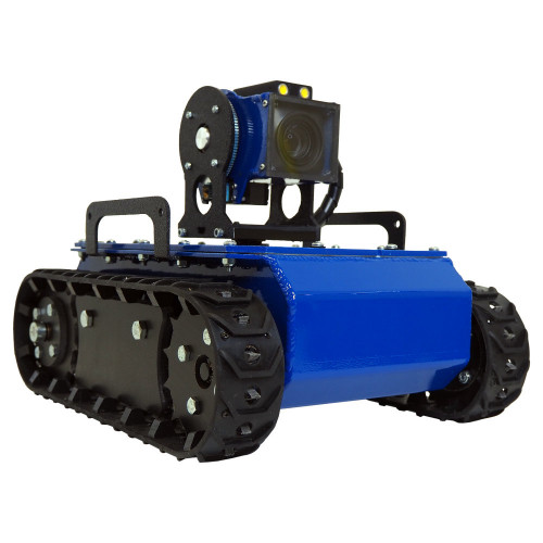 Configurable - MLT-42-W Watertight Compact Tethered Inspection Robot with PTZ Camera