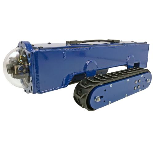 Configurable - SCT-32-W Adjustable Treaded Waterproof Pipe and Duct Tethered Inspection Robot