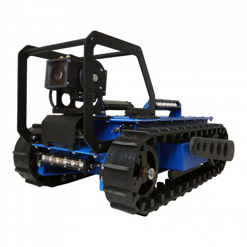 Configurable - LT2-F-W Watertight Tethered Inspection Robot