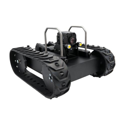 Configurable - GPK-32 Zoom Wireless Tracked Inspection Robot with Zoom Camera