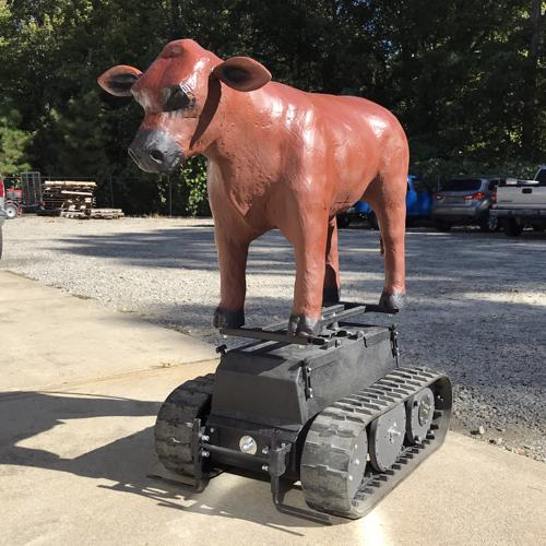 RealCow Robotic System