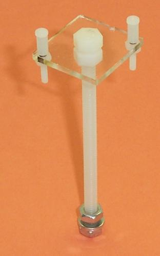 Electronic Compass Bracket and Mast
