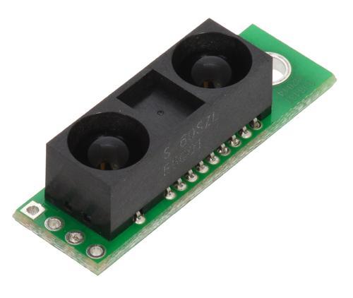 Sharp GP2Y0A60SZLF IR Sensor with Carrier