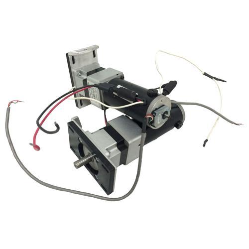 USED Servo Motors w/ Gearbox and Encoders