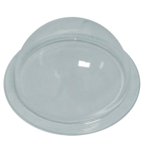 Clear Plastic Camera Dome - 4.38 inch - ON SALE