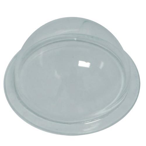 Clear Plastic Camera Dome - 4.25 inch