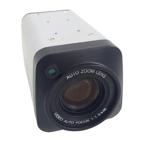 30X Optical Zoom 1/4 inch Sony Color CCD