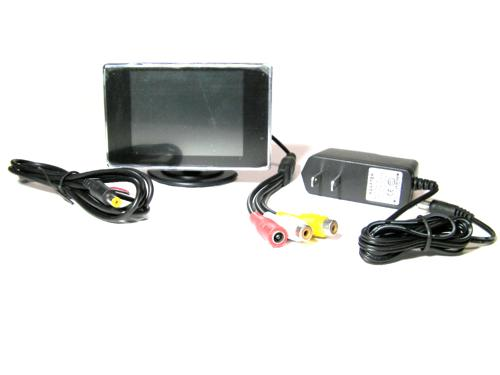 Color 3.5 inch TFT LCD Monitor - ON SALE