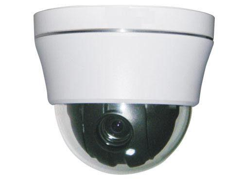 Mini High Speed Dome Camera with 10X optical zoom
